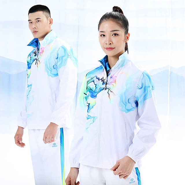 企业团体运动服套装三件套定制厂家