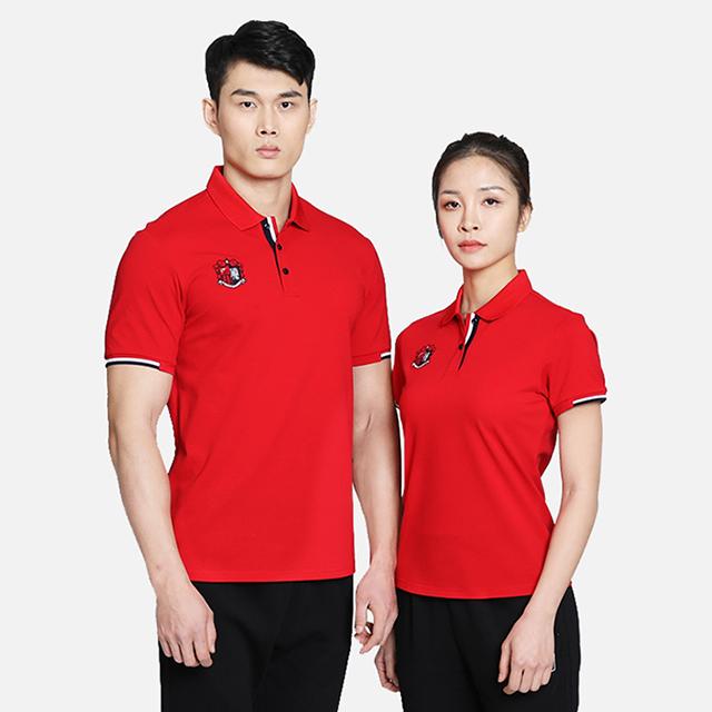 公司团体短袖运动休闲T恤衫订制厂家