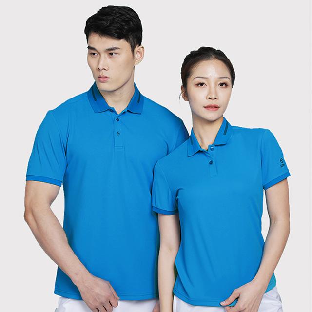 团队夏季运动t恤衫定做定制公司