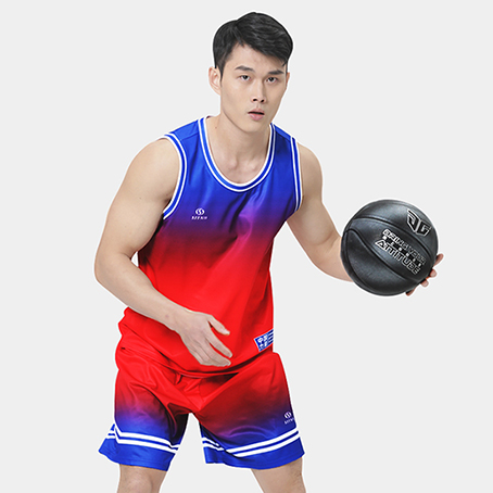 篮球衣定制