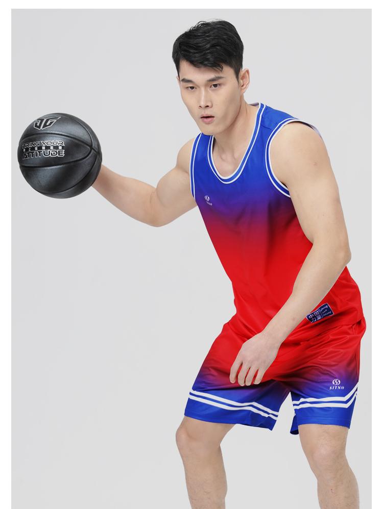 定制篮球服