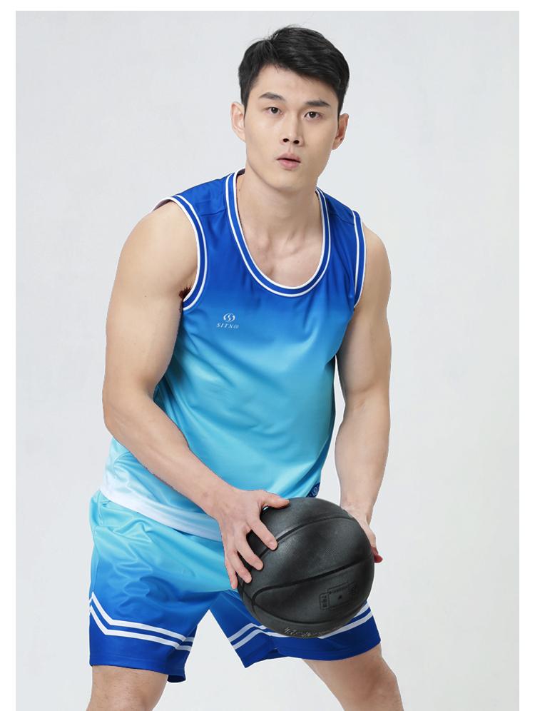 篮球运动装