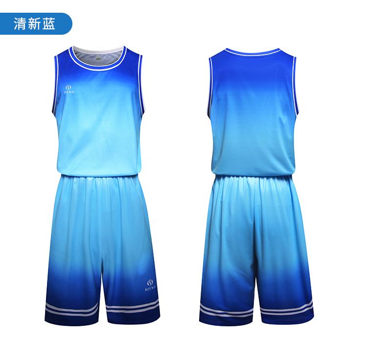 篮球比赛服