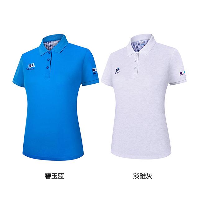 夏季定制团体服是选择短袖T恤还是短袖polo衫呢?