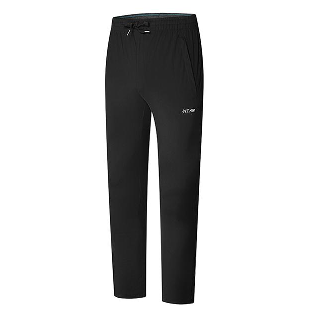 运动针织长裤九分裤定做生产工厂
