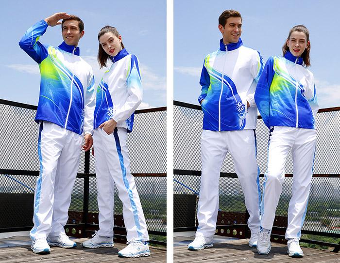 尚衣社冬季运动服,保暖又时尚
